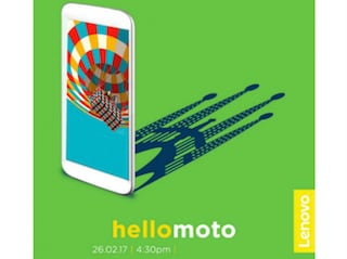 Moto G5, Moto G5 Plus Likely to Be Unveiled at February 26 MWC Event