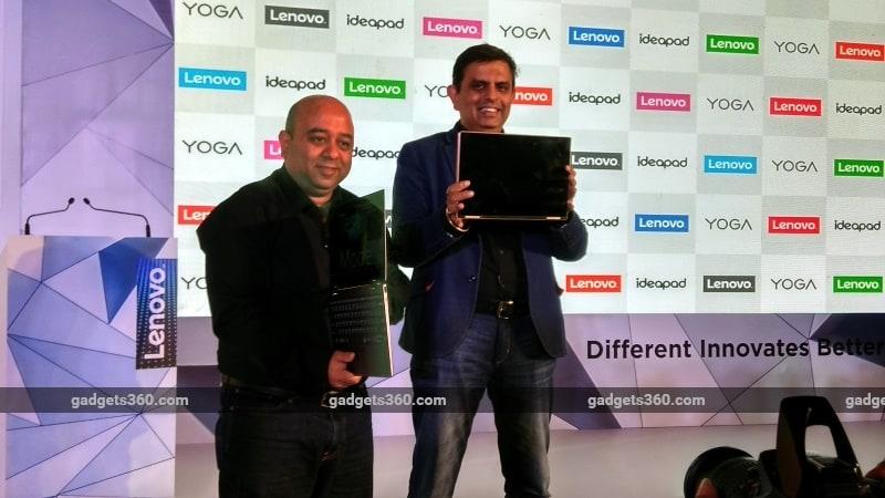 Lenovo India Launches New Yoga, IdeaPad, and Legion Laptops Starting Rs. 17,800