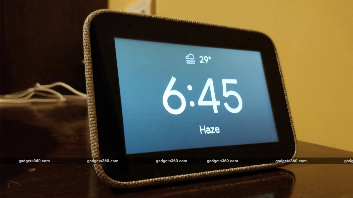 lenovo smart clock review main Lenovo Smart Clock