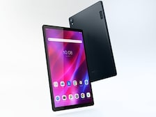 Lenovo Tab K10 With MediaTek Helio P22T SoC Launched in India: All the Details