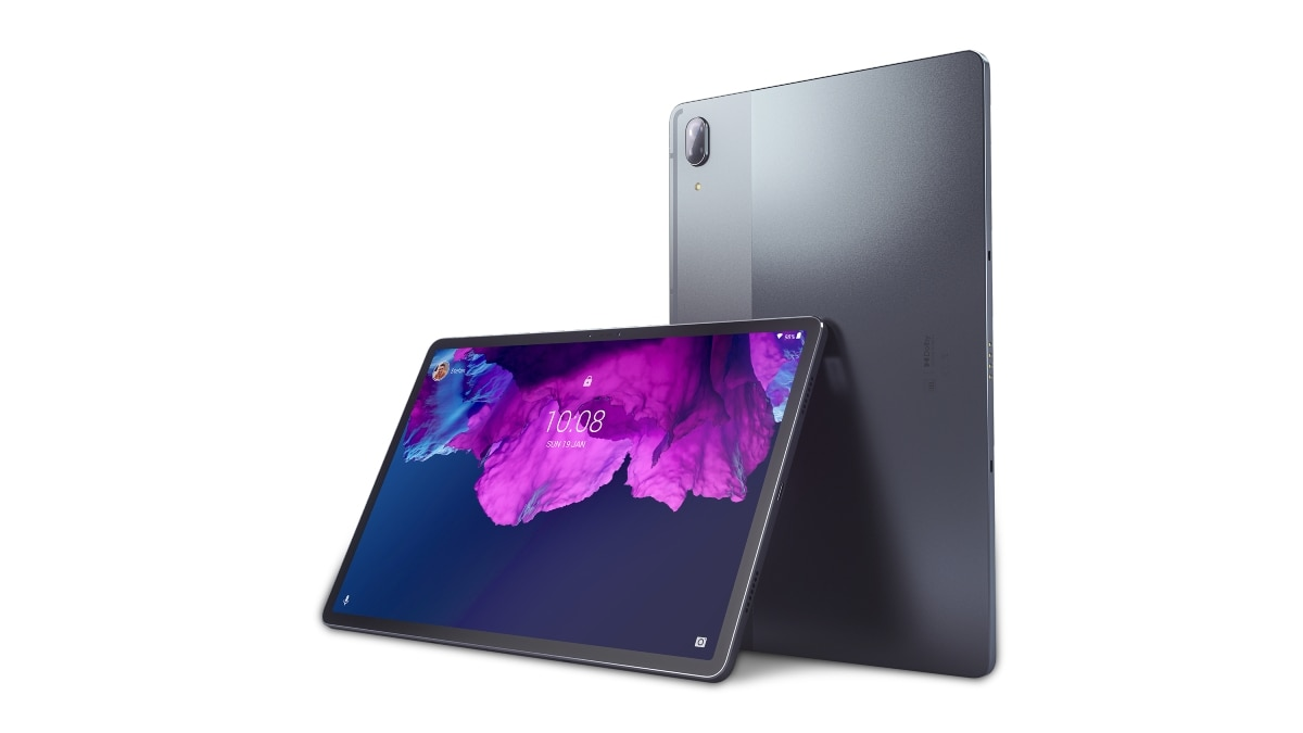 Lenovo Tab P11 Pro With Dolby Vision Support, Snapdragon 730G SoC Launched in India: Price, Specification... - Gadgets 360