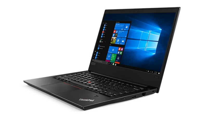 Lenovo ThinkPad E480 With 8th Gen Intel Core Processor, Military-Grade Build Launched in India