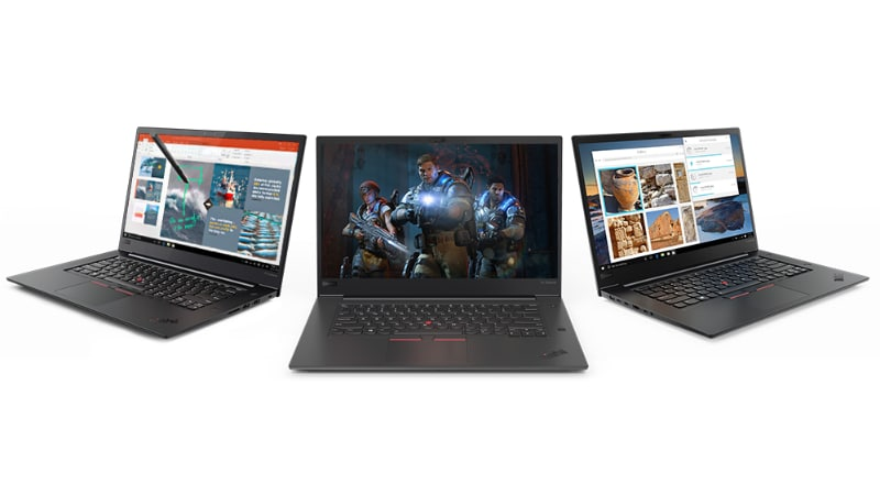 Lenovo ThinkPad X1 Extreme With Dolby Vision HDR Display Option