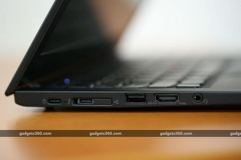 lenovo thinkpad x280 left ndtv thinkpad
