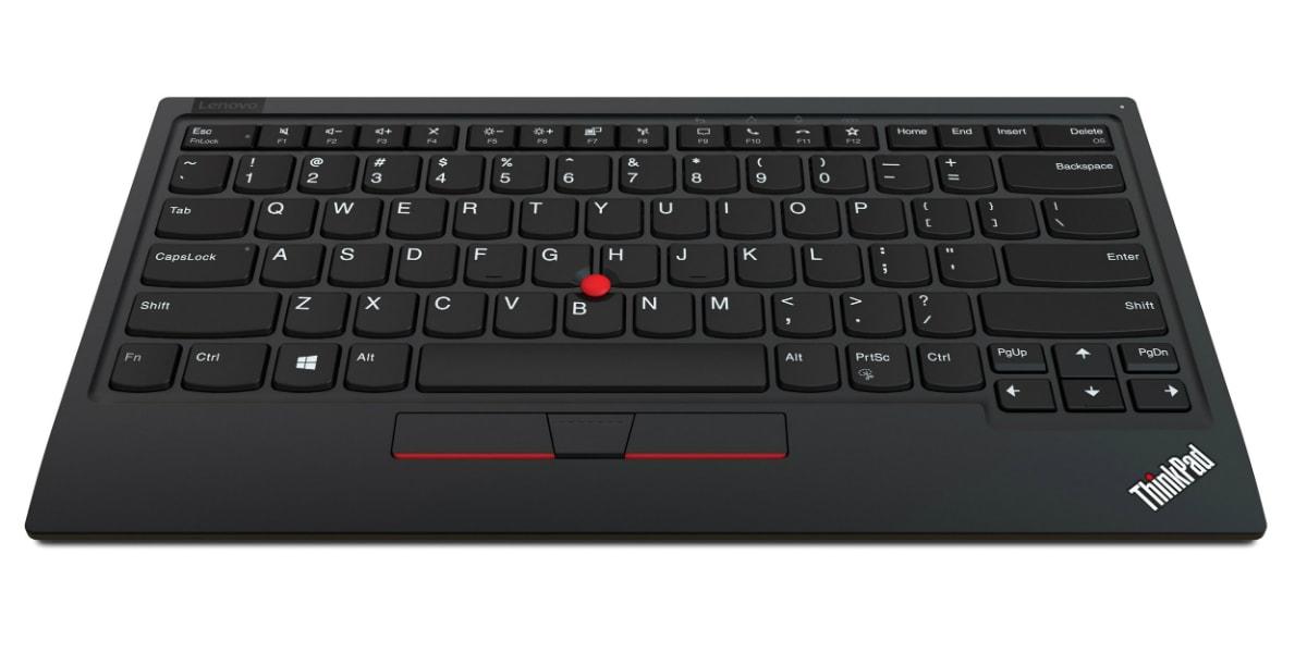 lenovo trackpoint keyboard ii image ThinkPad TrackPoint Keyboard II
