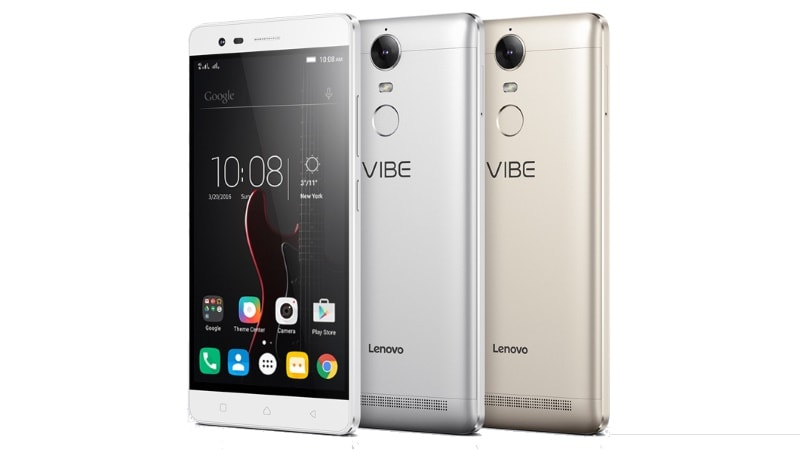 Lenovo Vibe K5 Note Gets a Limited Period Discount on