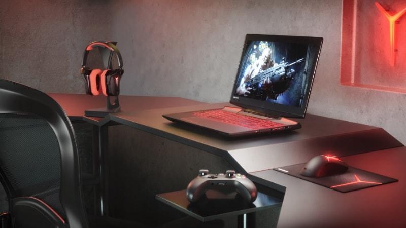 Lenovo Legion Gaming Laptops, Lenovo VR Headset Unveiled Ahead of CES 2017