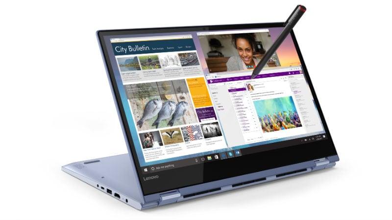लेनोवो ने एमडब्ल्यूसी 2018 में लॉन्च किए 2 नए लैपटॉप, जानिए स्पेसिफिकेशन और कीमत