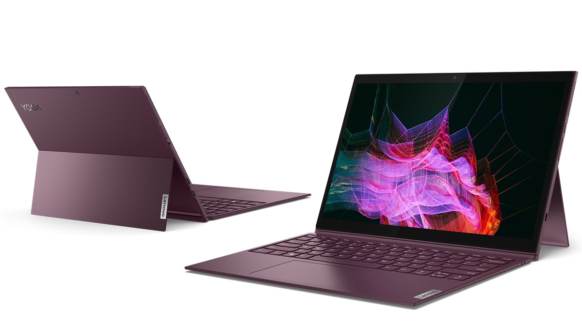Image of article 'Lenovo Yoga Duet 7i, IdeaPad Duet 3i 2-in-1 Windows 10 Tablets Launched'