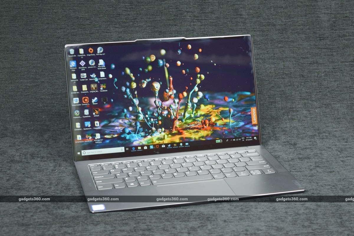 Lenovo Yoga S940 Review | NDTV Gadgets360 com