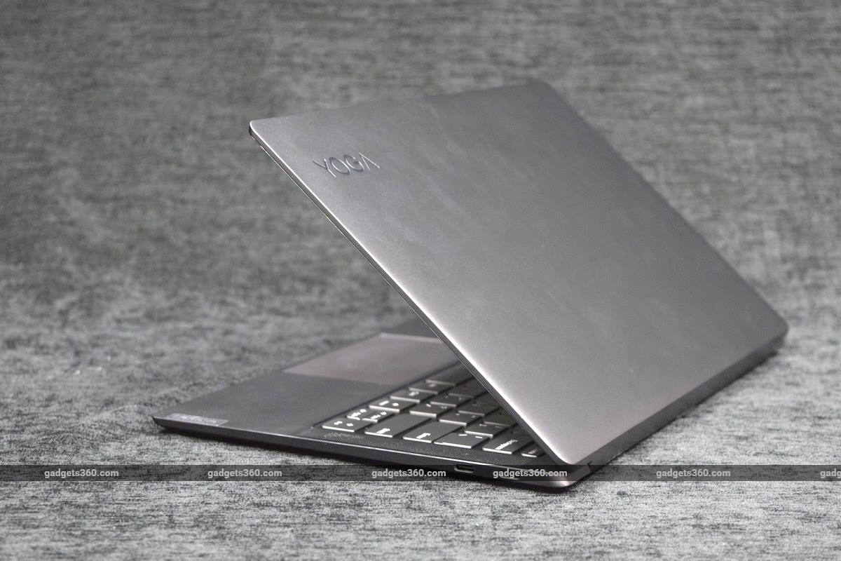 lenovo yoga s940 rear ndtv lenovo