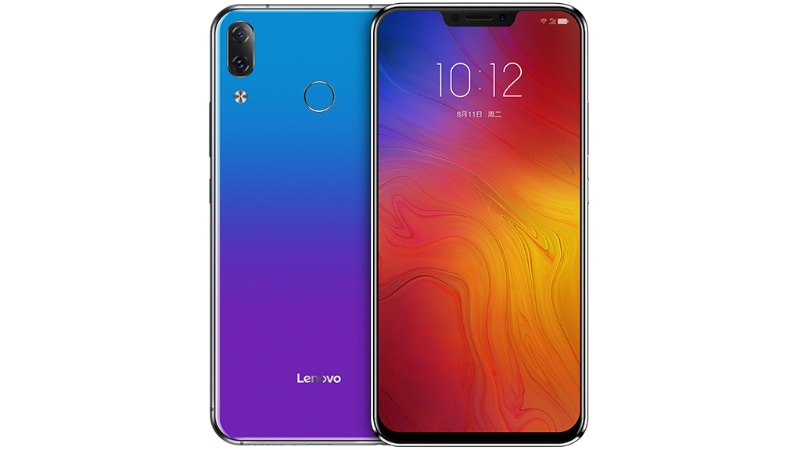 Lenovo Z5 With Snapdragon 636, Vertical Dual Camera Setup Launched: Price, Specifications, Features