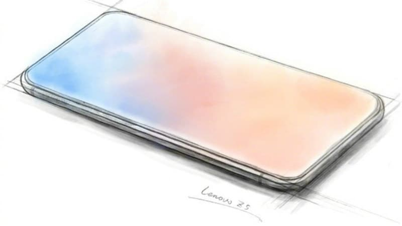 Lenovo Z5 Launch Set for Today, Will Sport a Bezel-Less Display
