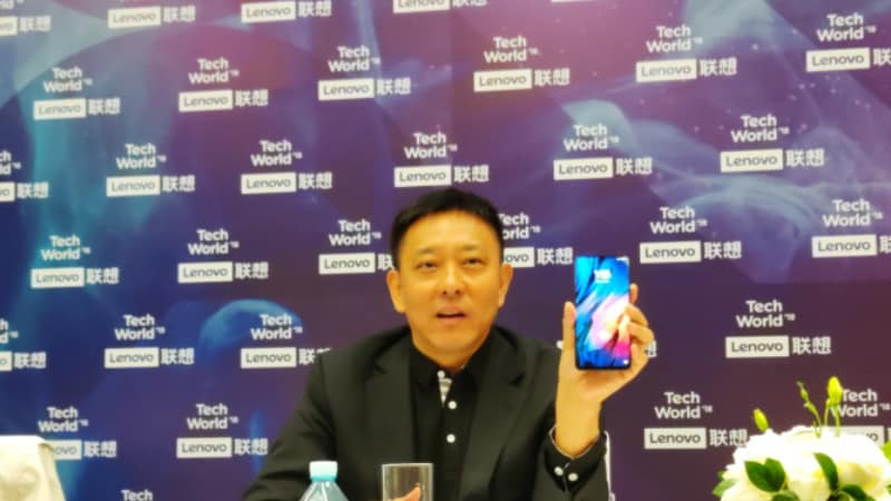 Lenovo Z5 Pro Launch Set for October 1, Tipped to Sport Manual Camera Slider, Notch-Less Display