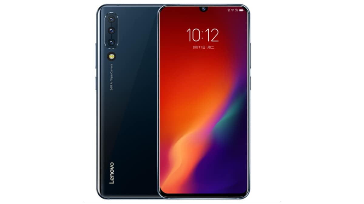 Lenovo Z6 With Triple Rear Camera Setup, 4,000mAh Battery Launched: Price, Specifications