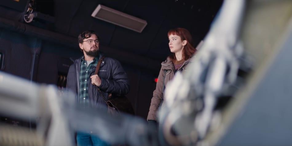 Netflix Paid $55 Million for Leonardo DiCaprio, Jennifer Lawrence Team-Up: Report