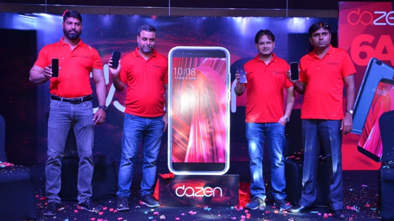 Lephone Dazen 6A With Face Unlock, USB Type-C Launched in India: Price, Specifications, Features