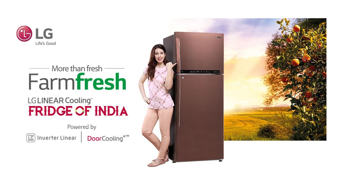 Seven Reasons Why You Should Buy LG's LinearCooling™ Refrigerators This Summer