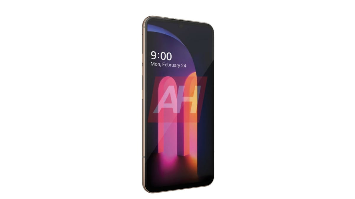 LG V60 ThinQ Render Surfaces Online With Key Specifications Ahead of Launch