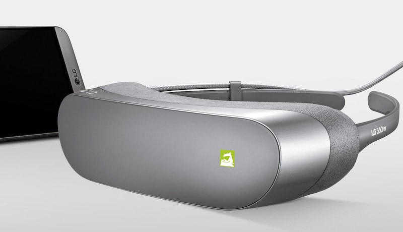 LG, Valve Partner on VR Headset Powered by SteamVR; to Be Shown at GDC This Week