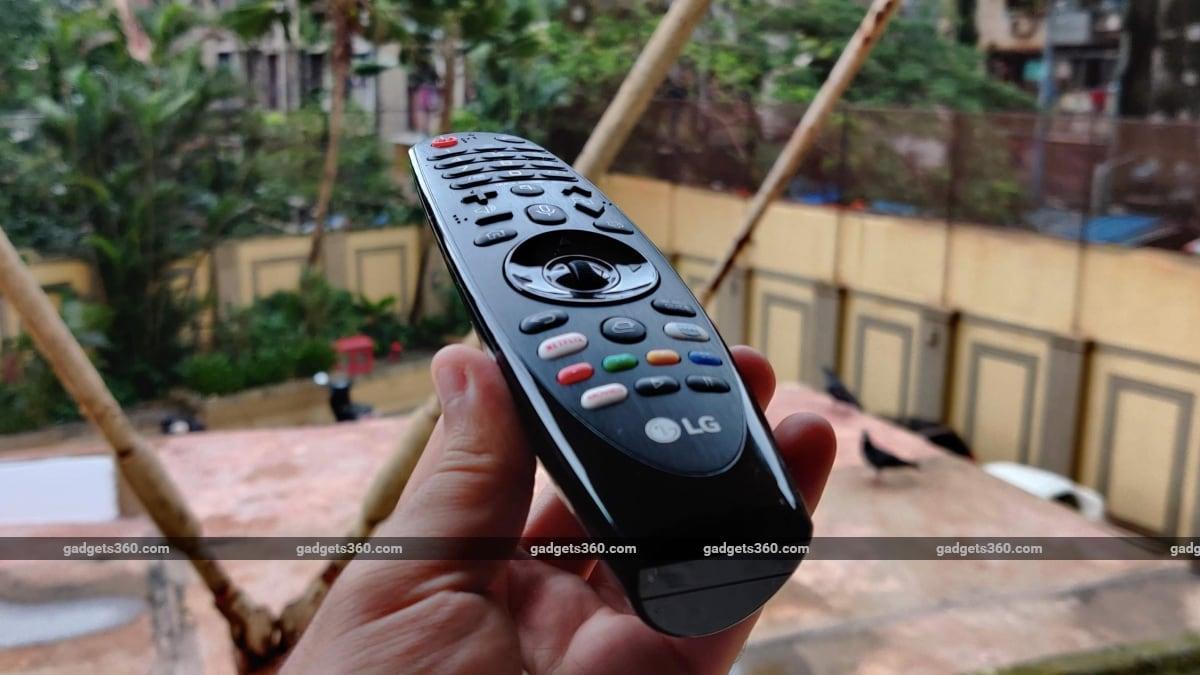 lg 65sm9000 led tv review remote LG