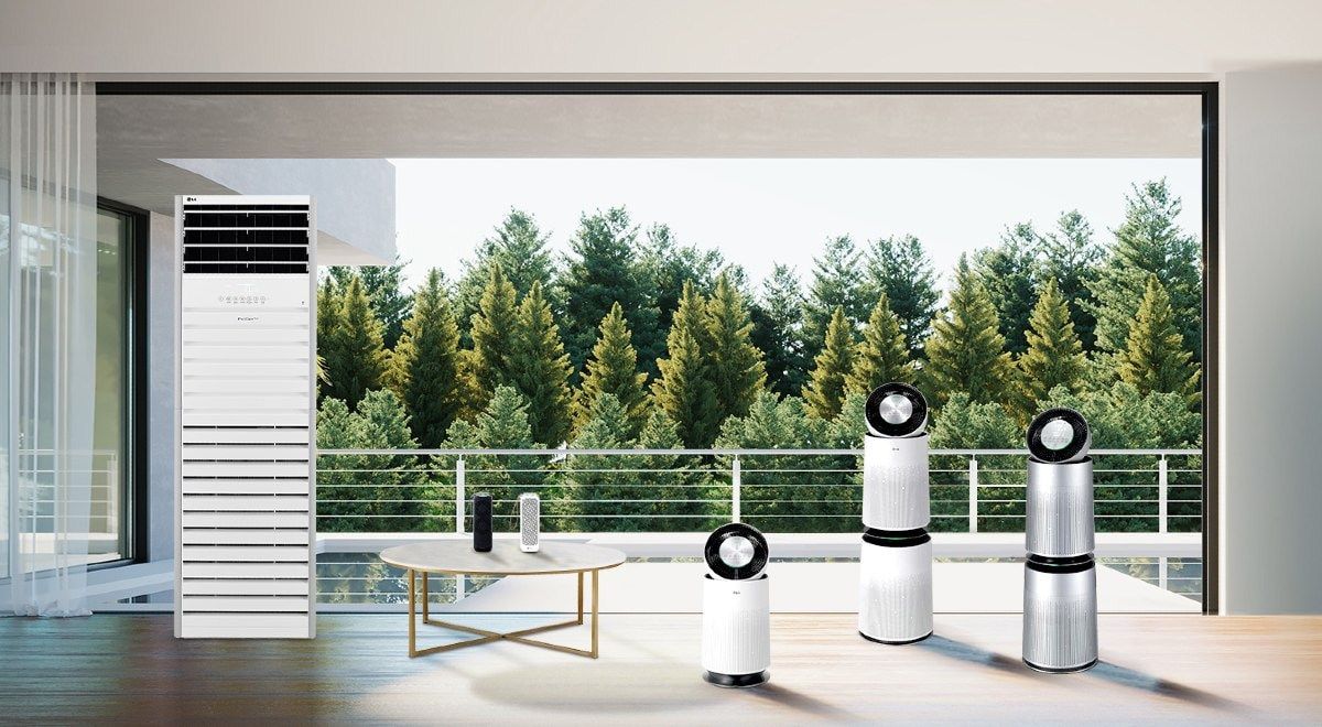 LG PuriCare 2020 Air Purifier Range Unveiled, Offers Option for Pet Owners