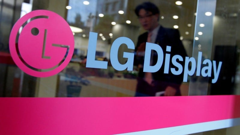 LG Display Books Record Quarterly Profit on Demand for Large TV Panels