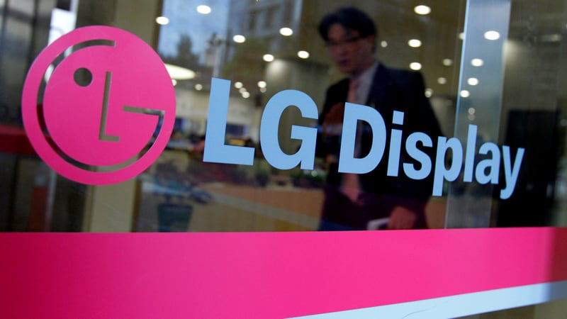 LG Display Becomes Second OLED Supplier For New iPhones