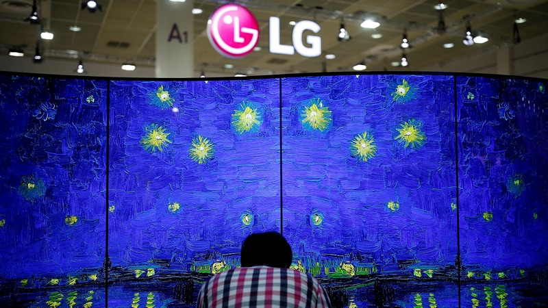 LG Sees Fourth-Quarter Profit Plunge as Rivals Crowd TV Business