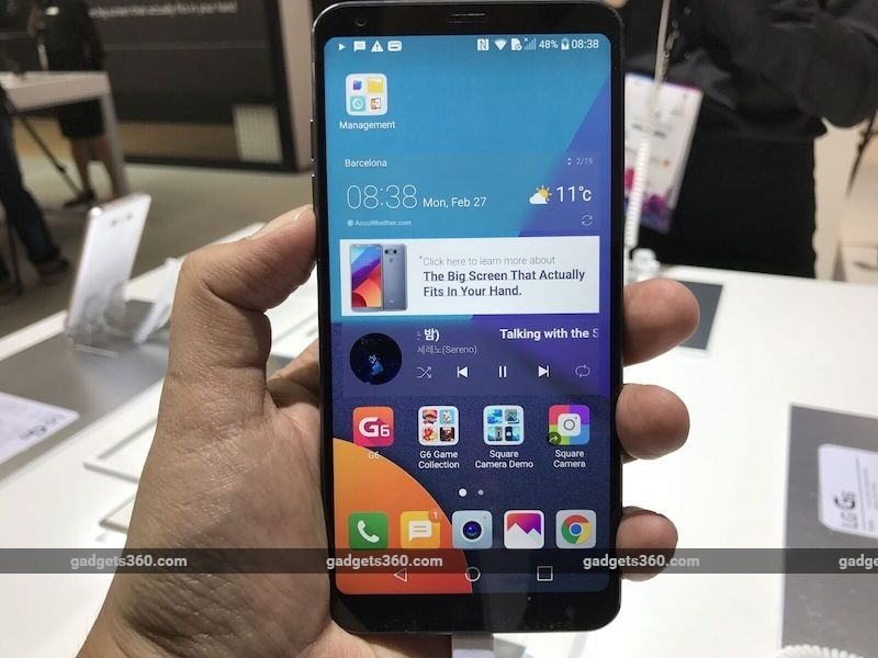 LG G6 India Pre-Registrations Now Open