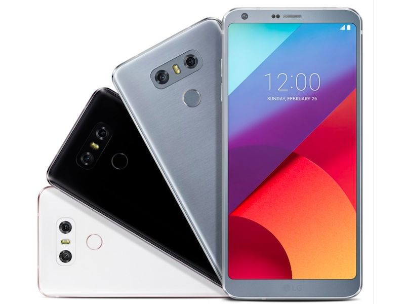LG G6 Leak Reveals White, Black, and Platinum Colour Options Ahead of MWC 2017