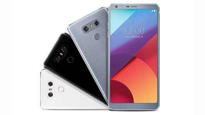 LG G6 Pre-Bookings Open in India Ahead of Monday Launch; Offers Detailed