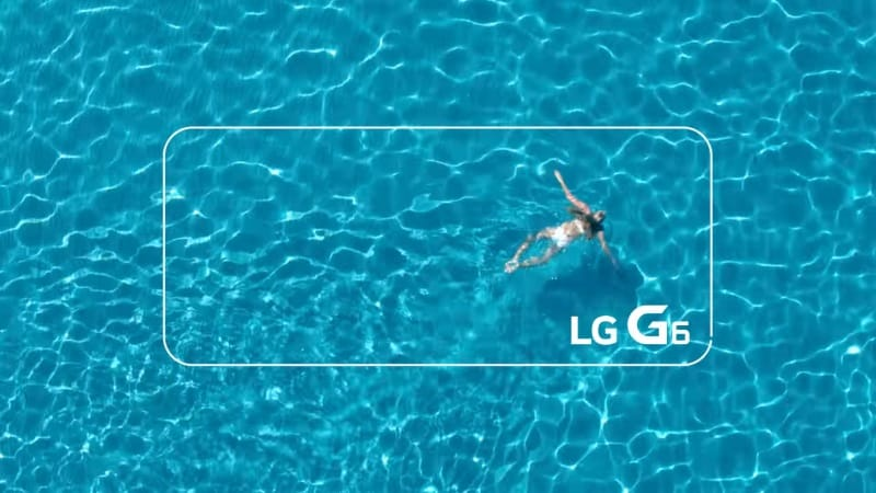 LG G6 Teaser Reiterates the Smartphone Will Be Water Resistant