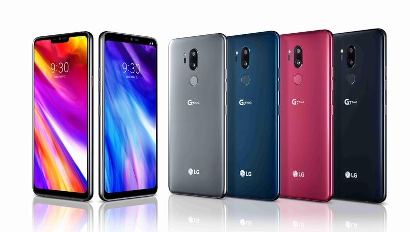LG G7 ThinQ, G7+ ThinQ हुए लॉन्च, फेस रिकग्निशन के साथ मिलेंगे ये ख़ास फीचर