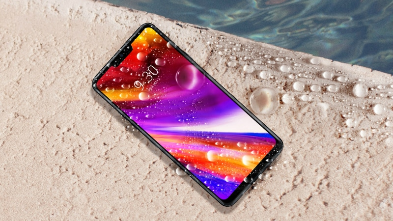 LG G7+ ThinQ Flipkart Sale Offers Announced: Rs. 30,000 Buyback Offer, Cashback, and More