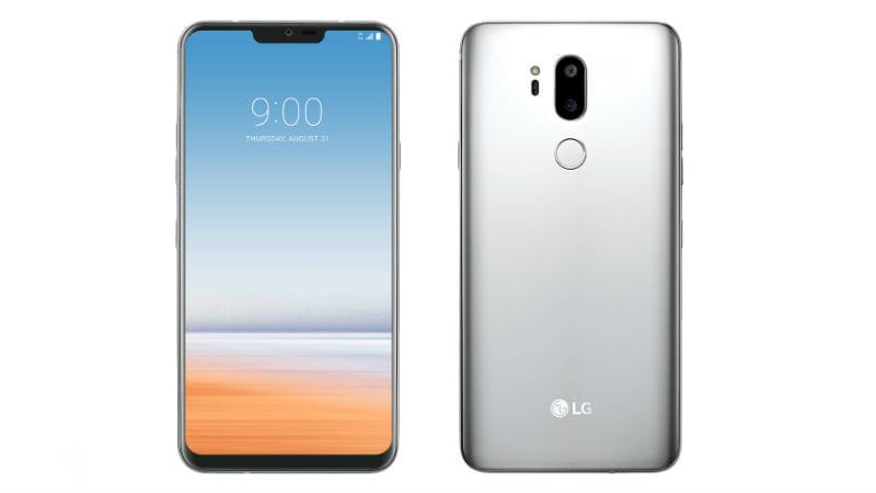 LG G7 'Neo' Flagship to Sport Bezel-Less Display With iPhone X-Like Notch, Concept Renders Claim