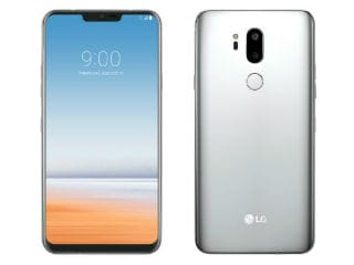 LG G7 ThinQ Images Leak Ahead of Launch, Showing a Notch