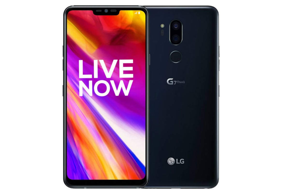 LG G7 ThinQ Android Pie Update Starts Rolling Out in India
