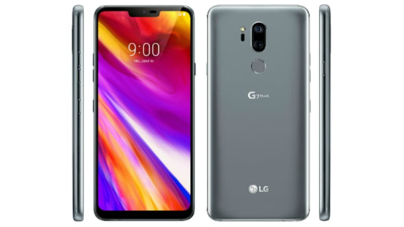 LG G7 ThinQ Confirmed With 'Boombox Speaker', DTS:X 3D Surround Sound Ahead of May 2 Launch