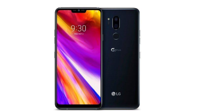 LG G7 ThinQ Promo Video, Leaked Press Render, Notch Settings Surface Ahead of May 2 Launch