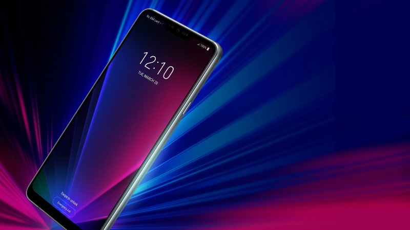LG G7 ThinQ Promo Banner Image Leaked, Suggests iPhone X-Like Notch