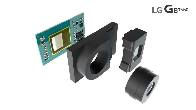 lg g8 thinq tof technology LG G8 ThinQ