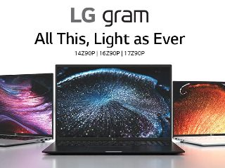LG Gram 2021 Laptops With 11th-Generation Intel Core Processors Launched in India