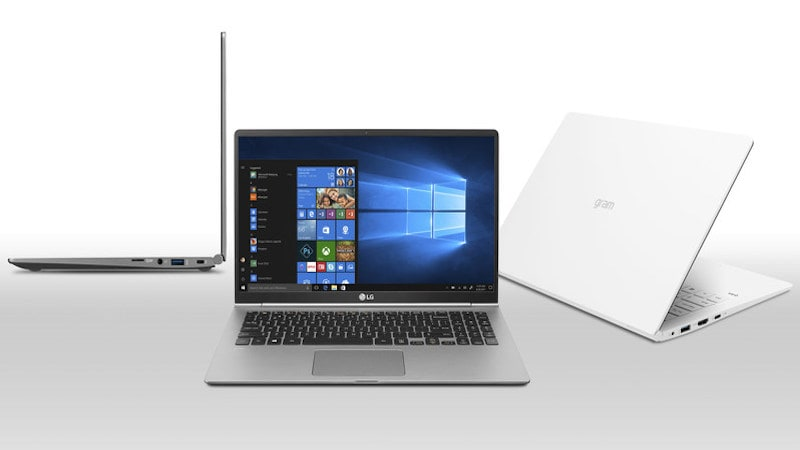LG Gram Laptop Refresh Unveiled, Claimed to Offer 'Full-Day Battery Life'