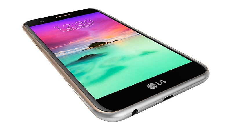 Lg K10 2017 Launched In India At Rs 13 990 Release Date Specifications And More Technology News
