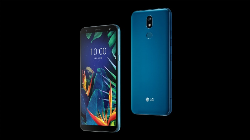 LG K12+ With AI Camera, 5.7-Inch Display, 3,000mAh Battery Launched: Price, Specifications