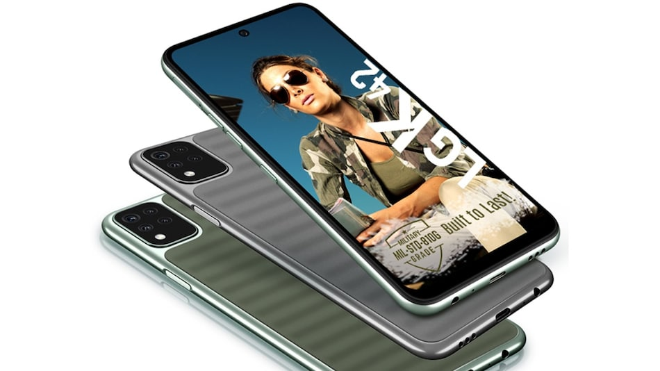 LG K42 With MIL-STD-810G Military-Grade Build, Quad Rear Cameras Launched in India: Price, Specifications