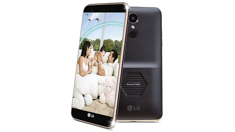 LG rolls out Mosquito Away Technology enabled smartphone K7i