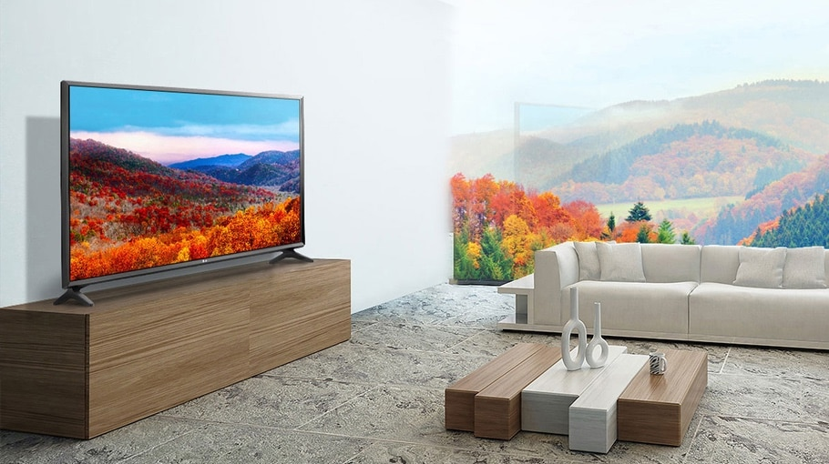 lg led tv couch LG TV