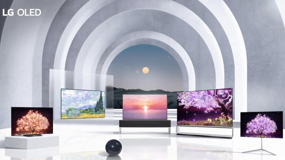 LG Announces New OLED TV Lineup, Launches New 4K Monitor at CES 2021